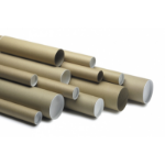 LSM Postal Tube 970 x 100mm Brown PK5