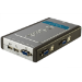 D-Link DKVM-4U 4-Port Video Plus USB KVM Switch For 4 PCs Easy Control