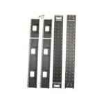 APC Recessed Rail Kit f 750mm SX 42U