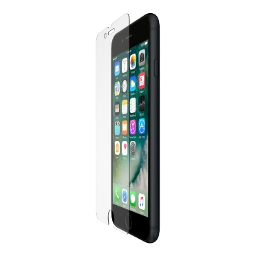 Belkin ScreenForce Tempered Glass iPhone 7 Clear screen protector 1pc(s)