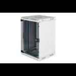 Digitus DN-1019 rack cabinet 10U Wall mounted rack Grey