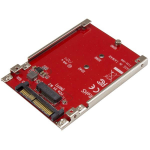 StarTech.com M.2 Drive to U.2 (SFF-8639) Host Adapter for M.2 PCIe NVMe SSDs interface cards/adapter