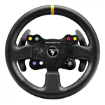 Thrustmaster 4060057 Steering wheel PC,Playstation 3,PlayStation 4,Xbox One Black gaming controller
