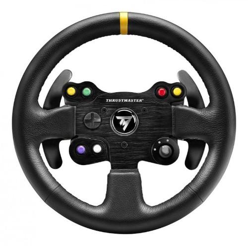 Thrustmaster 4060057 Gaming Controller Steering wheel PC, Playstation 3, PlayStation 4, Xbox One Digital Black