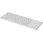Rapoo E2800P keyboard RF Wireless QWERTY Italian White