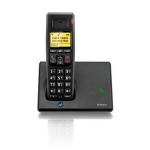 British Telecom Diverse 7110 R DECT telephone Caller ID Black