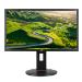 "Acer XF240YU computer monitor 60.5 cm (23.8"") Wide Quad HD LED Flat Black"