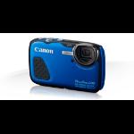 "Canon PowerShot D30 Compact camera 12.1MP 1/2.3"" CMOS 4000 x 3000pixels Blue"