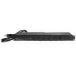 StarTech.com RKPW161915 power distribution unit (PDU) Black