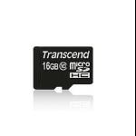 Transcend microSDXC/SDHC Class 10 UHS-I 16GB