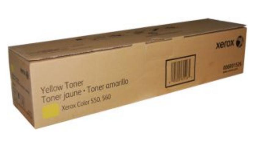 Xerox 006R01526 cartucho de tóner Original Amarillo 1 pieza(s)