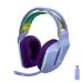Logitech G G733 Wireless Headset Auriculares Diadema Lila