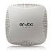 Aruba, a Hewlett Packard Enterprise company AP-224 1300Mbit/s Power over Ethernet (PoE) White WLAN access point