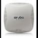 Aruba, a Hewlett Packard Enterprise company AP-224 1300Mbit/s Power over Ethernet (PoE) White WLAN access point