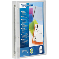 Elba 100201432 folder A4 Polypropylene (PP) Transparent
