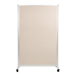 ESSELTE MOBILE DISPLAY 180H X 120W CM BEIGE