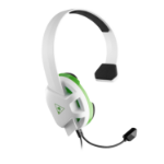 Turtle Beach Recon Chat Gaming Headset for Xbox One, Xbox Series X, PS5, PS4, Switch - White & Green