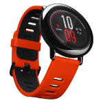 "Xiaomi Amazfit Sport 1.34"" LCD GPS (satellite) Black, Red smartwatch"