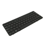 HP 673656-031 notebook spare part Keyboard