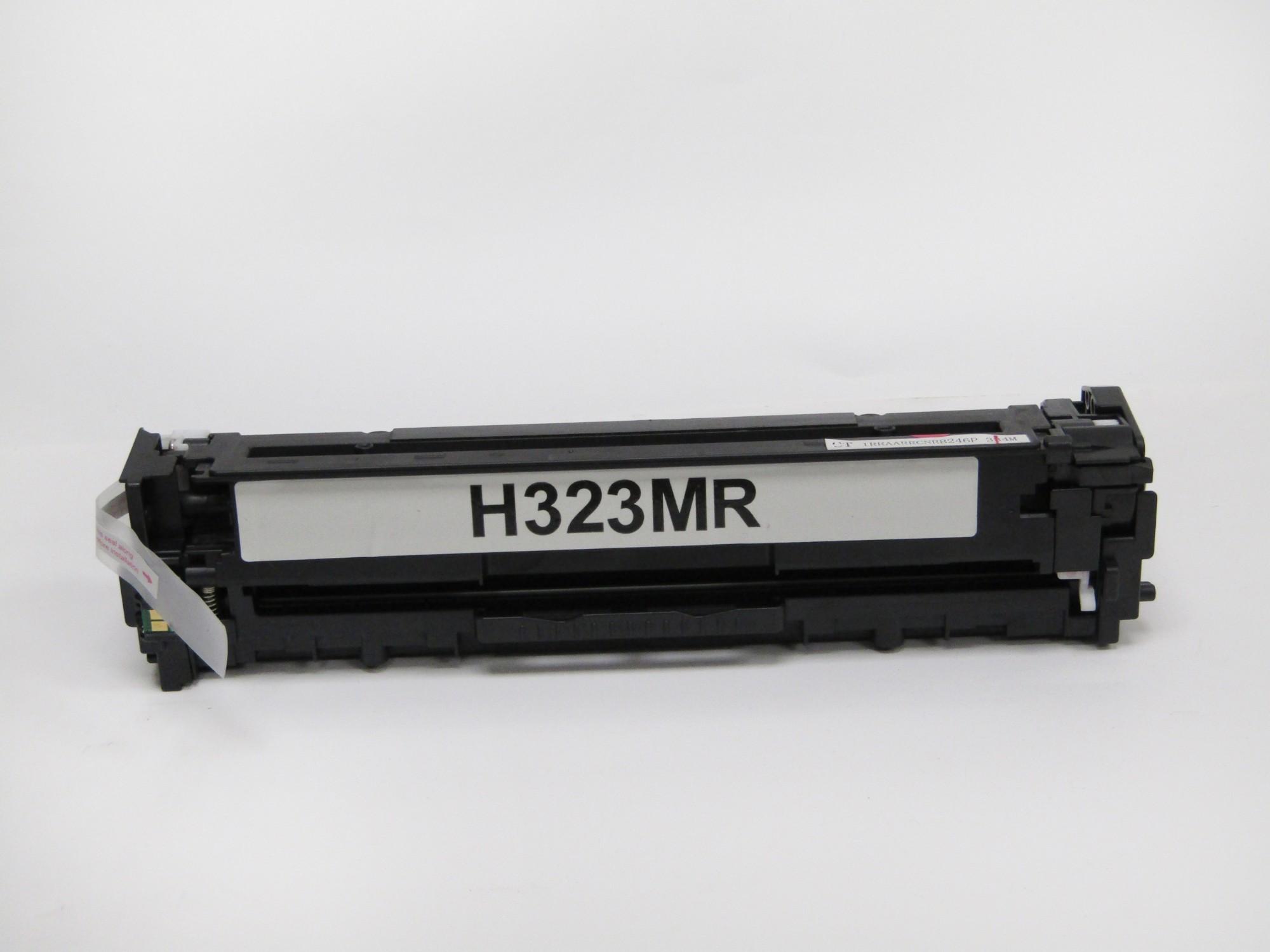 Remanufactured HP CE323A (128A) Magenta Toner Cartridge