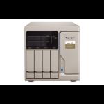 QNAP TS-677 Ethernet LAN Tower Bronze NAS