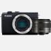 Canon EOS M200 + EF15-45MM F/3.5-6.3 IS STM MILC 24,1 MP CMOS 6000 x 4000 Pixeles Negro