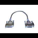 Cisco 3750X Stack netwerkkabel Zwart 0,3 m