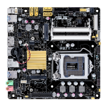 ASUS Q87T Intel Q87 Socket H3 (LGA 1150) Mini ITX motherboard