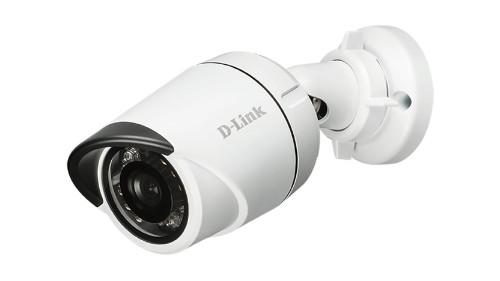 D-Link DCS-4701E security camera IP security camera Indoor & outdoor Bullet White 1280 x 720 pixels