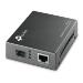 TP-LINK MC220L network media converter 1000 Mbit/s Multi-mode, Single-mode Black