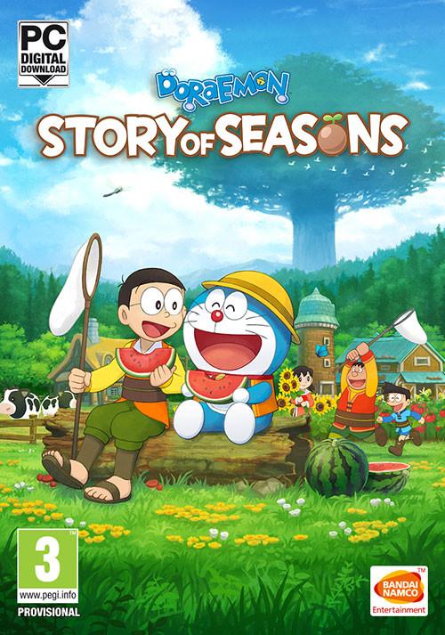 Nexway Doraemon Story of Seasons, PC vídeo juego Básico