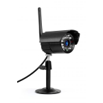 Technaxx 4453 security camera IP security camera Outdoor Bullet Black 640 x 480 pixels