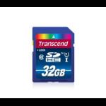 Transcend 32GB SDHC Class 10 UHS-I memory card