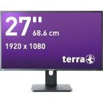 "Wortmann AG TERRA LED 2756W PV 27"" Full HD AD-PLS Matt Black computer monitor"