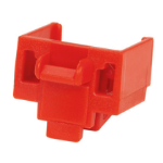 Panduit PSL-DCJB Red 10pc(s) cable boot