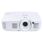 Acer Essential X137WH Portable projector 3700ANSI lumens DLP WXGA (1280x800) White data projector