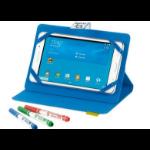 """Tech air TAUKT007 tablet case 20.3 cm (8"""") Folio Multicolour"""