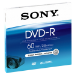Sony DVD-R 8CM 1.4GB 30 MINUTOS