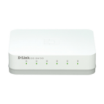 D-Link GO-SW-5G Unmanaged L2 Gigabit Ethernet (10/100/1000) White