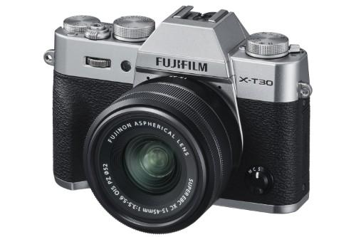Fujifilm X -T30 + XC 15-45mm MILC Body 26.1 MP CMOS 6240 x 4160 pixels Silver