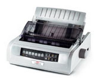 Microline Ml5591 Dot Matrix 24-pin 473cps USB/ Parallel - Eco Version