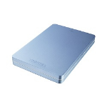 Toshiba Canvio Alu 3S 2TB 2000GB Blue external hard drive