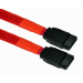 Astrotek SATA 3.0 M/M 0.3m SATA cable Black,Red