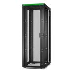 APC ER8820 rack cabinet 48U Freestanding rack Black