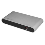 StarTech.com External Thunderbolt 3 to USB Controller - 3 Dedicated USB Host Chips - 1 Each for 5Gbps USB-A Ports, 1 Shared Between 10Gbps USB-C & USB-A Ports - TB3 Daisy Chain - Self Power