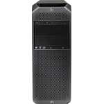 HP Z6 G4 Intel® Xeon® 3104 16 GB DDR4-SDRAM 256 GB SSD Negro Torre Puesto de trabajo
