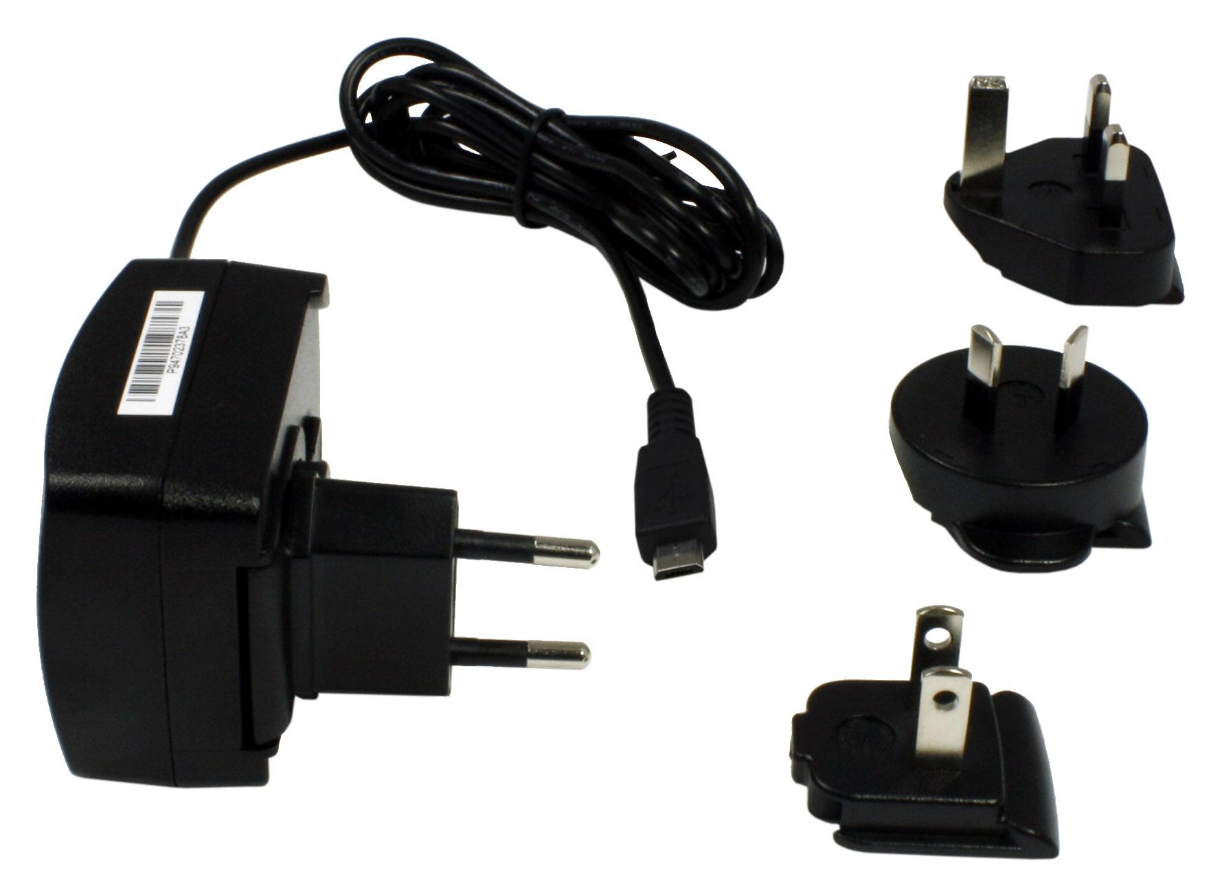 Datalogic 94ACC1380 cargador de dispositivo móvil Interior Negro