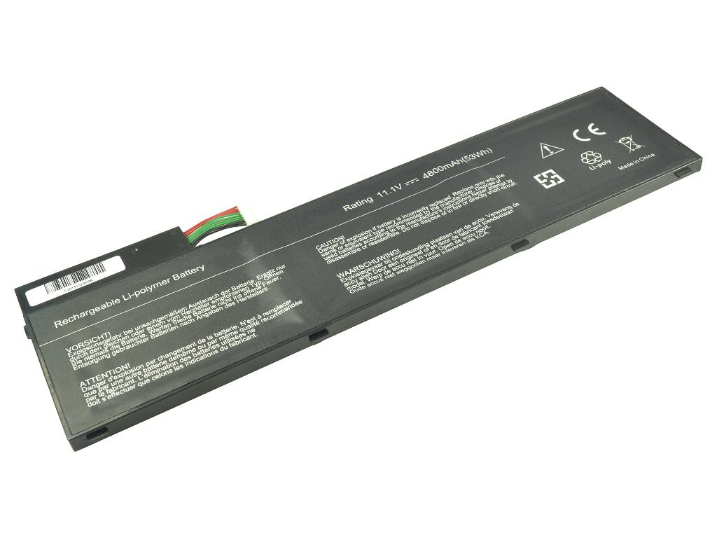 2-Power 11.1v, 53Wh Laptop Battery - replaces BT.00304.011