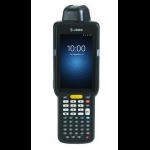 "Zebra MC3300 4"" 800 x 480pixels Touchscreen 375g Black handheld mobile computer"