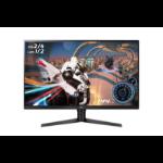 """LG 32GK650F-B pantalla para PC 80 cm (31.5"""") 2560 x 1440 Pixeles WQXGA LED Plana Mate Negro, Rojo"""